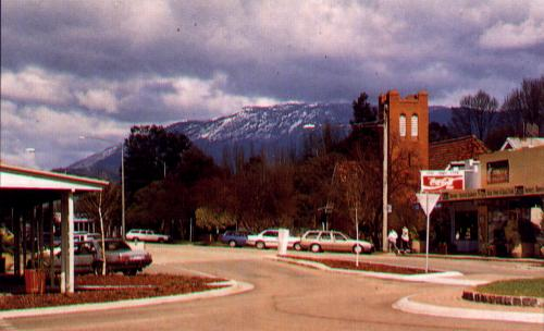 Myrtleford Shopping Guide